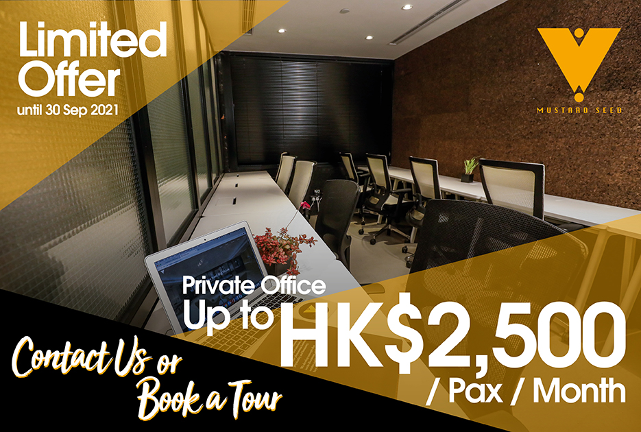 Special Offer for Private Office